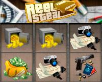 Игровой автомат слот Reel Steal